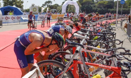 A Caorle in 650 per il triathlon sprint e giovanile