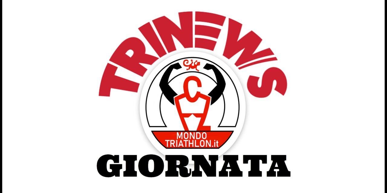 Trinews notizie Mondo Triathlon 22/08/2020