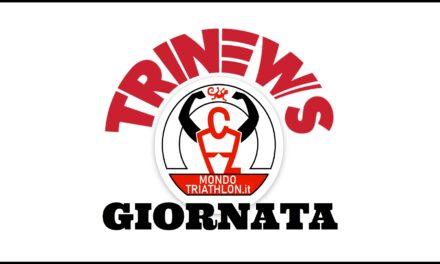 Trinews notizie Mondo Triathlon 10/08/2020