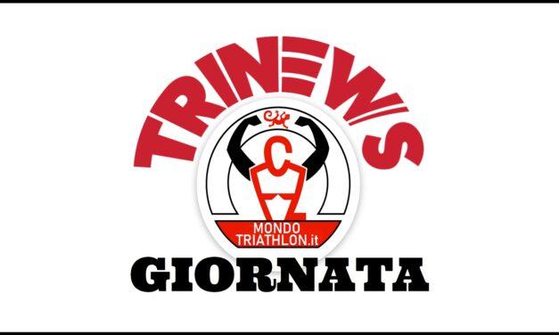 Trinews notizie Mondo Triathlon 18/08/2020
