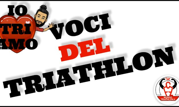 Voci del Triathlon n° 2: Menditto, Ugazio, Frasconà