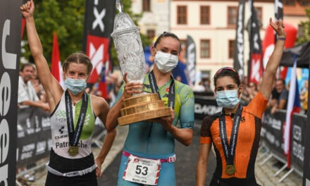 """Le """"sorelle d'Italia"""" sul podio all'XTERRA Czech Republic!"""
