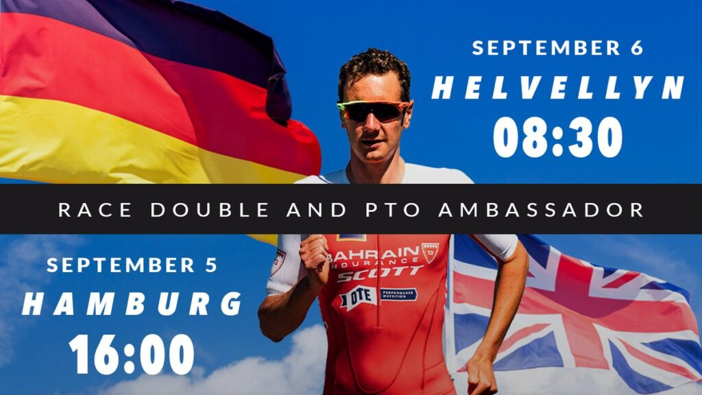 Alistair Brownlee fa doppietta tra Mondiale di Amburgo ed Helvellyn Triathlon 2020