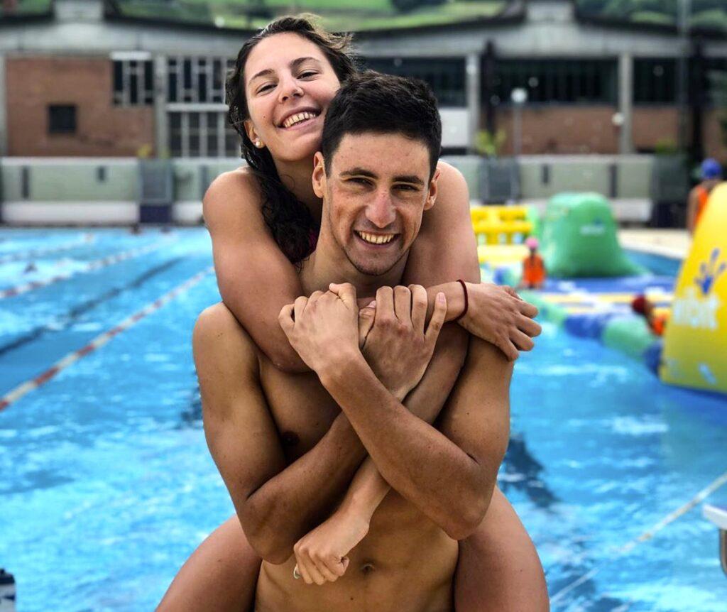 Angelica Olmo e Leo Bergere