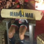 Cristina Cominardi finisher al Bearman 2020