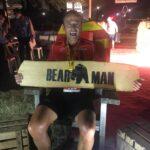 Diego Cattina finisher al Bearman 2020