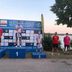 Campionati Italiani Triathlon Giovani 2020 Lovadina: podio Junior uomini