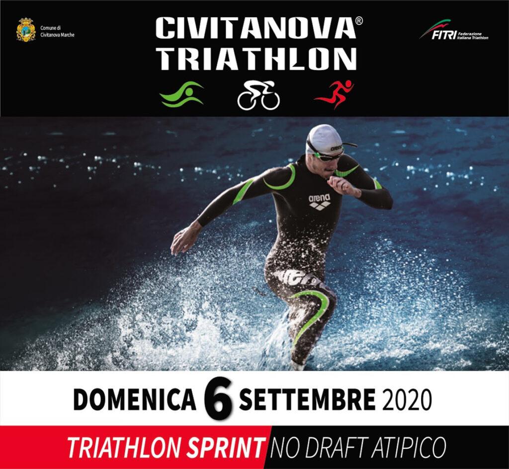 Civitanova Triathlon 6 settembre 2020