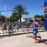 Elena Maria Petrini è la vincitrice del 1° Civitanova Triathlon del 6 settembre 2020