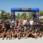 Il Civitanova Triathlon Team al gran completo per la prima edizione della loro gara del 6 settembre 2020