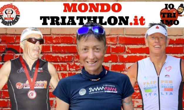 Passione Triathlon Protagonisti 21-25 settembre 2020