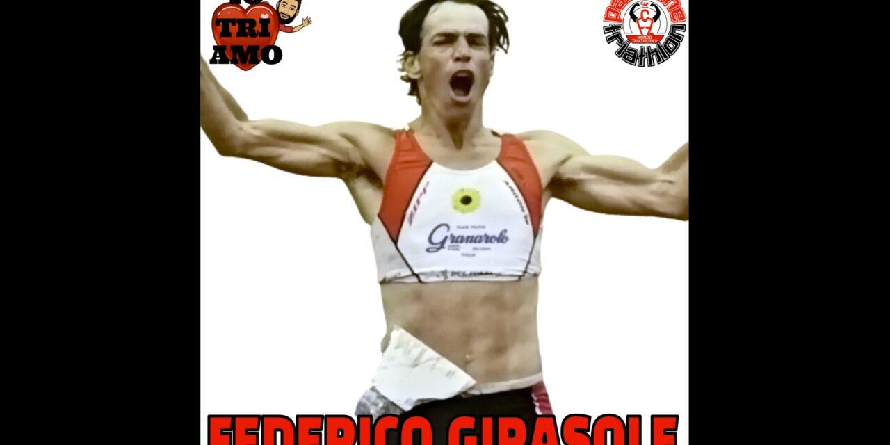 Federico Girasole – Passione Triathlon n° 74