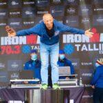 Guido Donà vince la sua categoria all'Ironman Tallin 2020