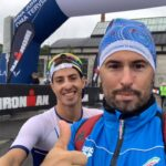 Da applausi Ivan Cappelli all'Ironman Tallin 2020: è terzo di categoria (M25) in 9:09:32