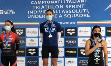 La video cronaca dei Campionati Italiani di Triathlon Sprint 2020
