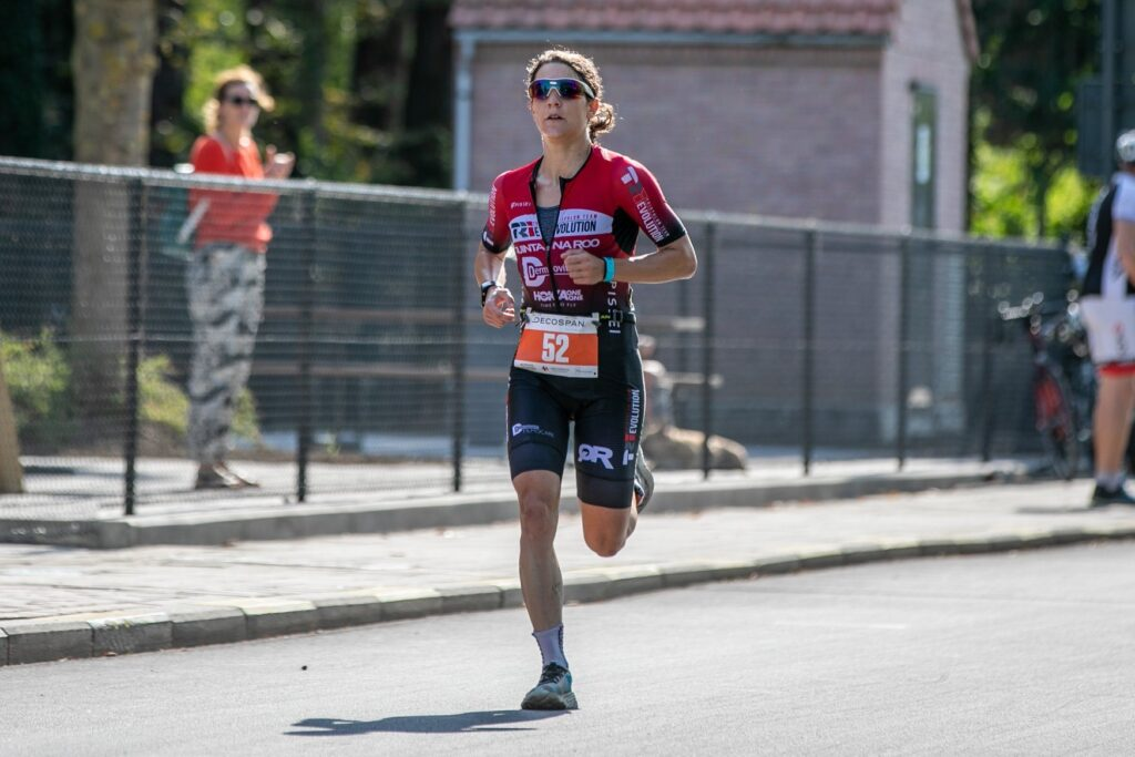 Marta Bernardi è 2^ al Triatlon Menen 2020 (half distance) in Belgio