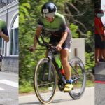 Giorgia Priarone (707 Triathlon Team) domina il 25° Triathlon Internazionale di Mergozzo del 6 settembre 2020 (Photo-Sport.it)