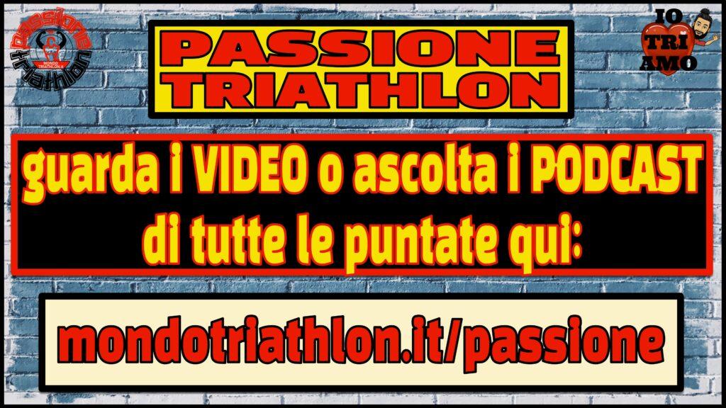 Pagina Passione Triathlon: Mondotriathlon.it/passione
