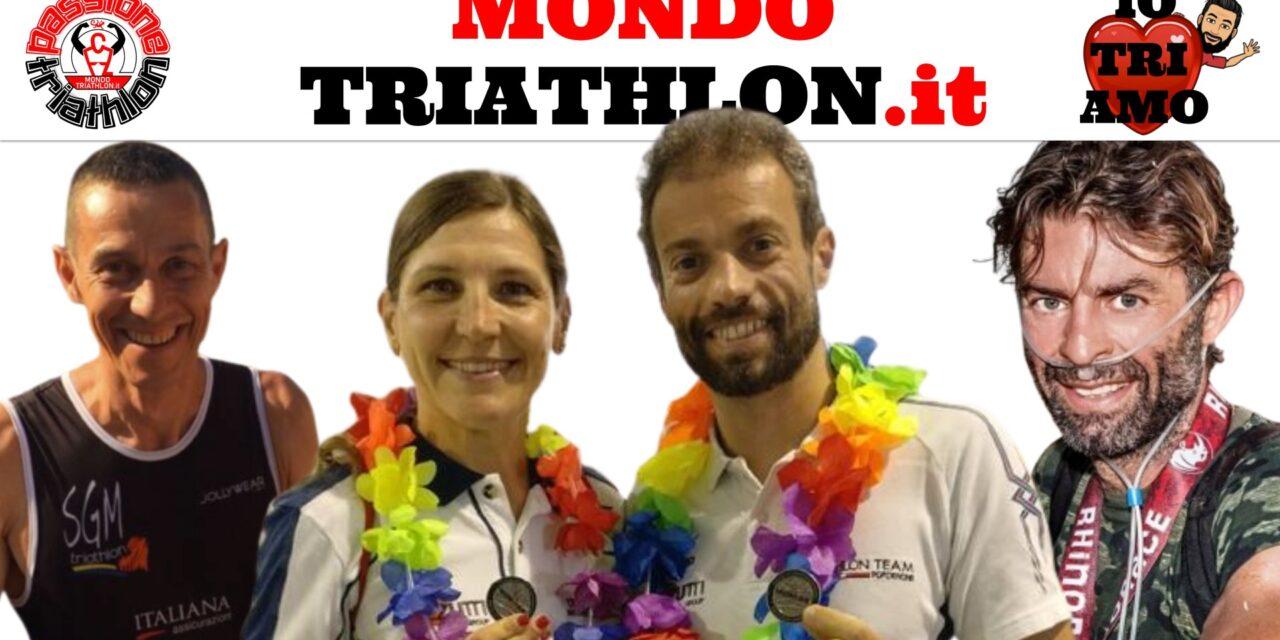Passione Triathlon Protagonisti 28 settembre – 2 ottobre 2020