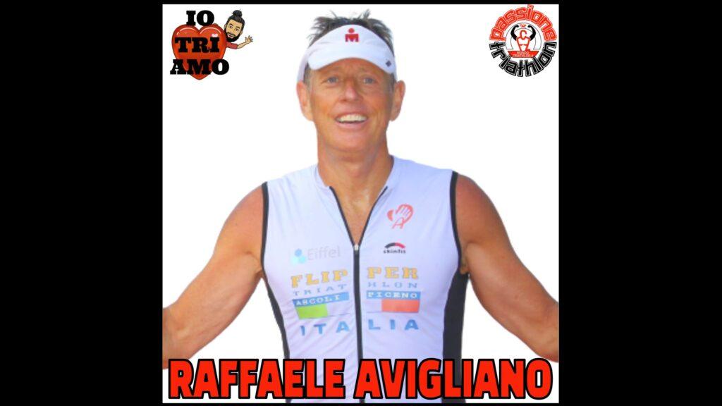 Raffaele Avigliano Passione Triathlon n° 77