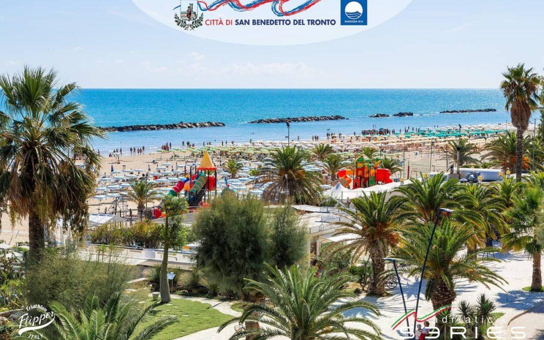 Presentati i Campionati Italiani di Triathlon Olimpico e Paratriathlon di San Benedetto del Tronto, la lista partenti
