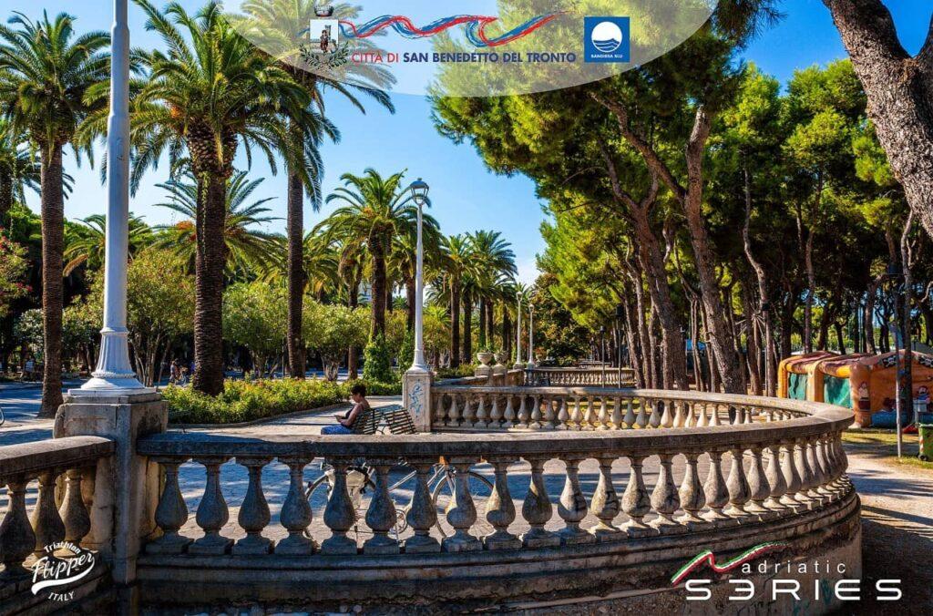 Campionati Italiani Triathlon Paratriathlon San Benedetto 2020 - Adriatic Series Flipper Triathlon