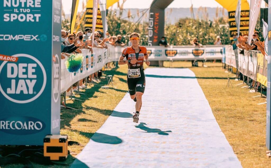 Marta Bernardi vince il titolo tricolore ai Campionati Italiani di Triathlon Medio 2020, Borgo Egnazia Tri, 10 ottobre