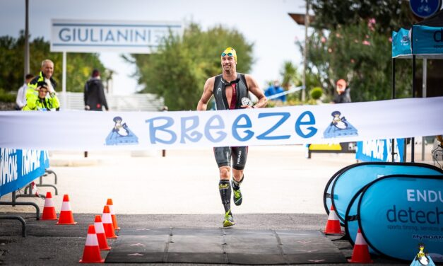 Daniel Hofer e Francesca Ravelli conquistano Breeze SwimRun