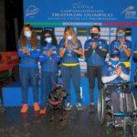 I vincitori dell'Italian Paratriathlon Series 2020