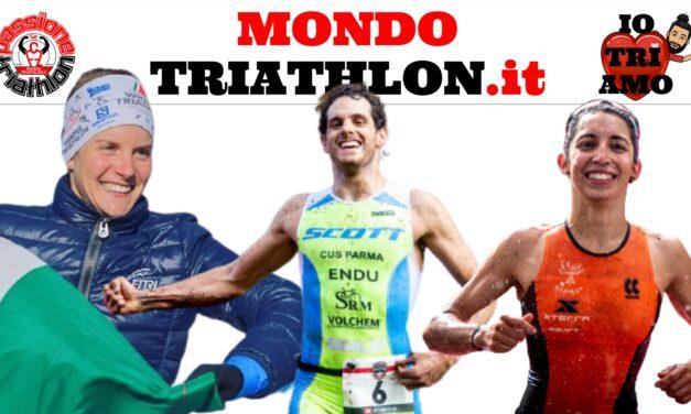 Passione Triathlon Protagonisti 19-23 ottobre 2020