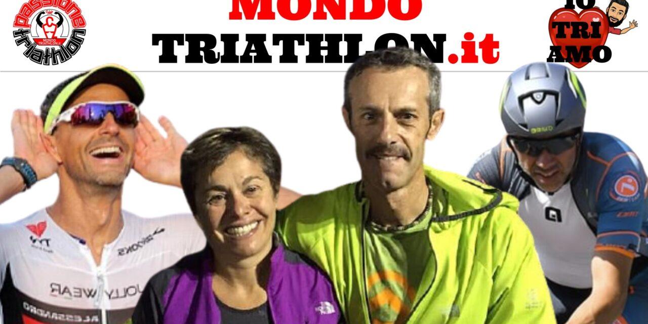 Passione Triathlon Protagonisti 12-16 ottobre 2020