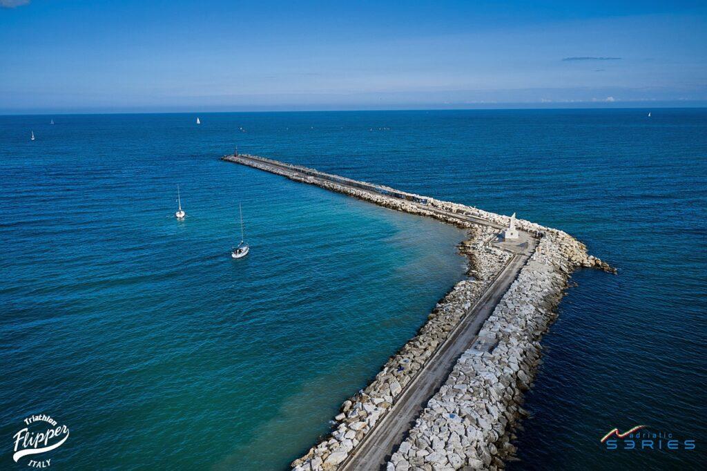 Campionati Italiani Triathlon San Benedetto 2020 - Adriatic Series Flipper Triathlon (Foto: Luca Lai)