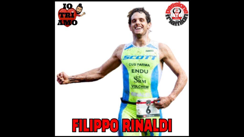 Filippo Rinaldi Passione Triathlon n° 91