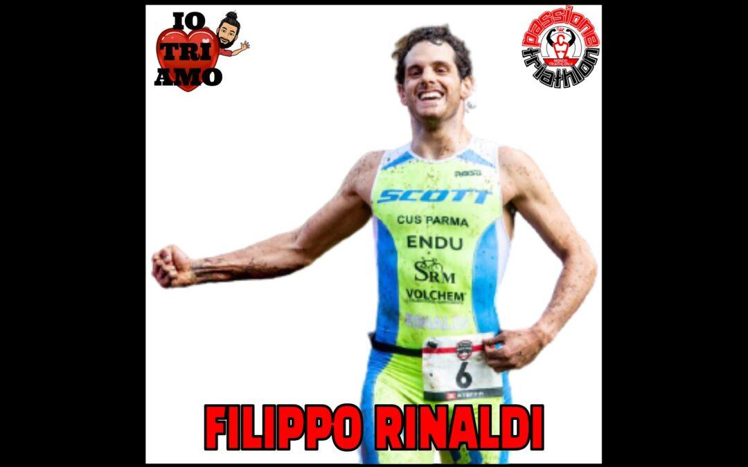Filippo Rinaldi – Passione Triathlon n° 90