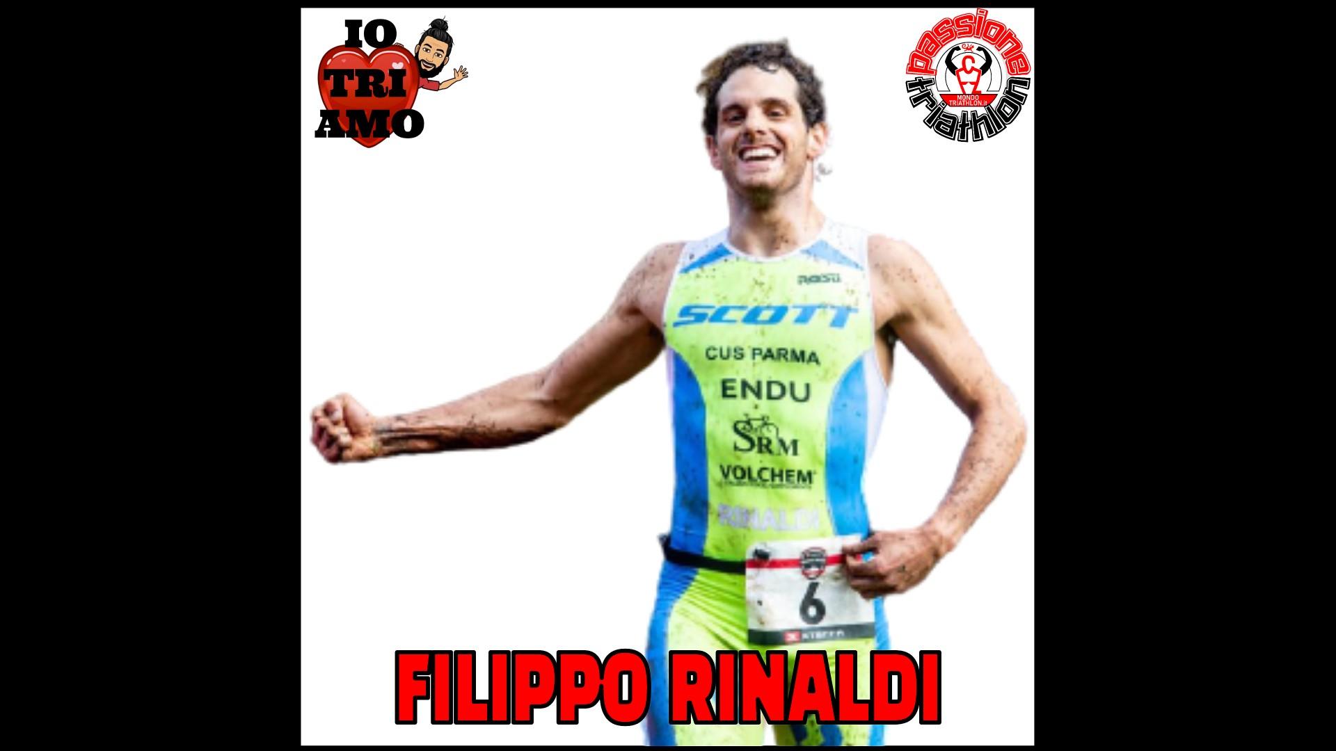 Filippo Rinaldi Passione Triathlon n° 90