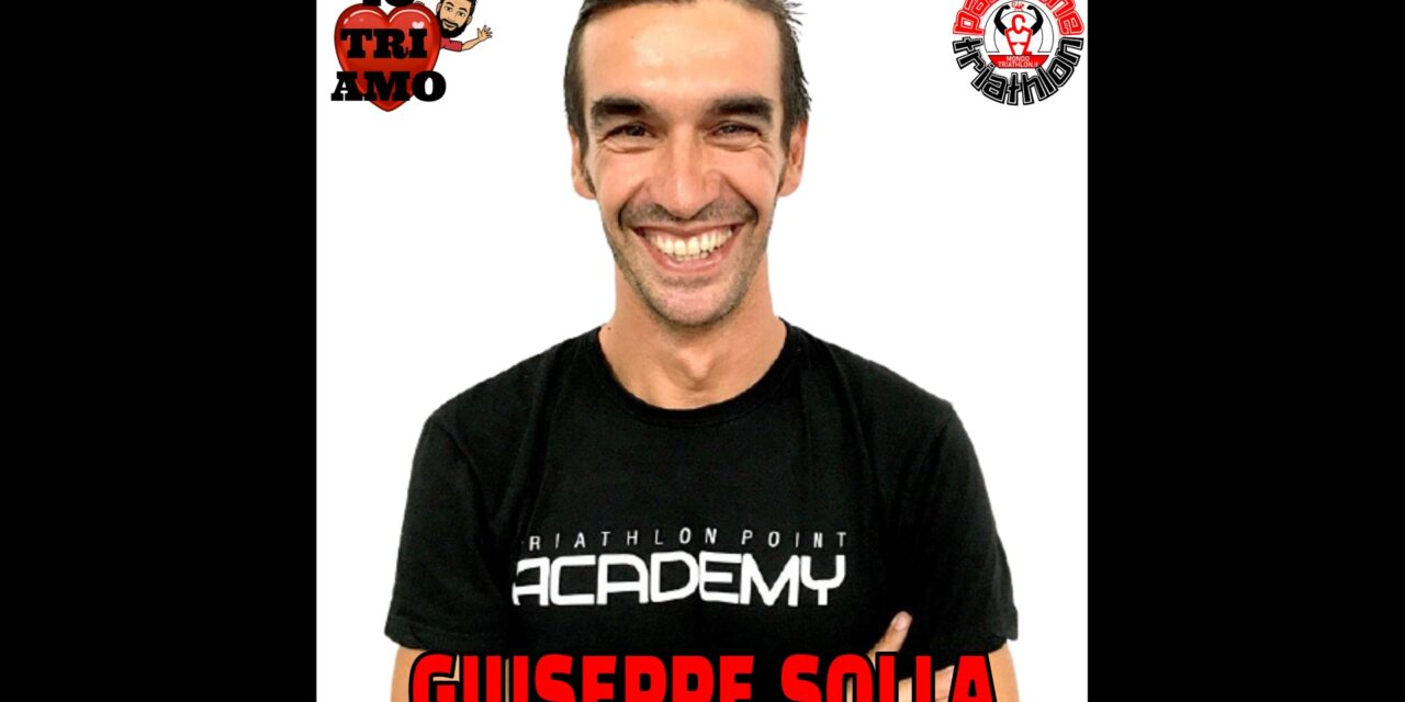Giuseppe Solla – Passione Triathlon n° 83
