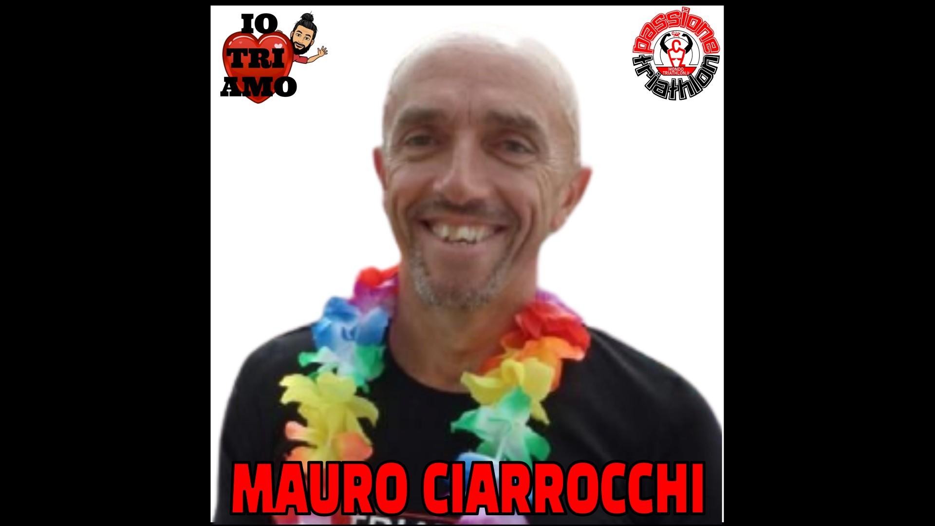 Mauro Ciarrocchi Passione Triathlon n° 85