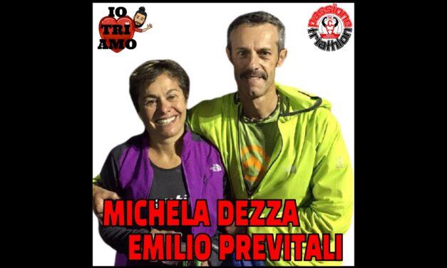 Michela Dezza ed Emilio Previtali – Passione Triathlon n° 88