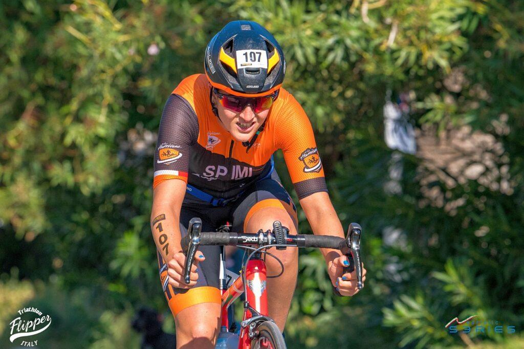 Campionati Italiani Triathlon Olimpico San Benedetto 2020: Sharon Spimi grande protagonista, 3^ assoluta e 1^ Under 23 (Foto: Roberto Del Bianco)