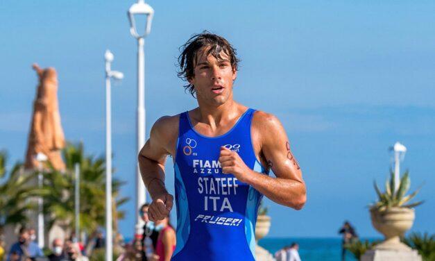Tricolori di Triathlon Olimpico a Luisa Iogna-Prat e Delian Stateff!