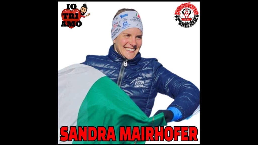 Sandra Mairhofer Passione Triathlon n° 90