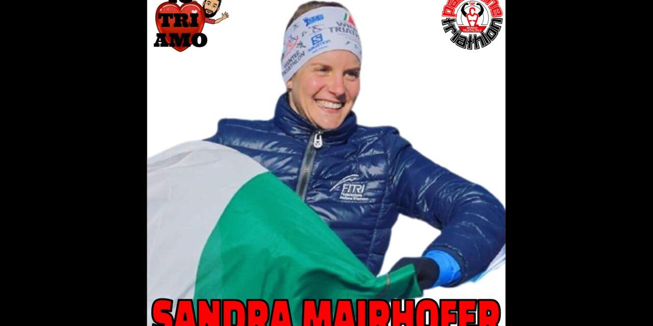 Sandra Mairhofer – Passione Triathlon n° 91