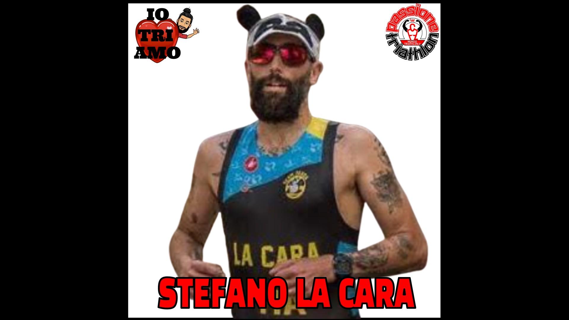 Stefano La Cara Passione Triathlon n° 93