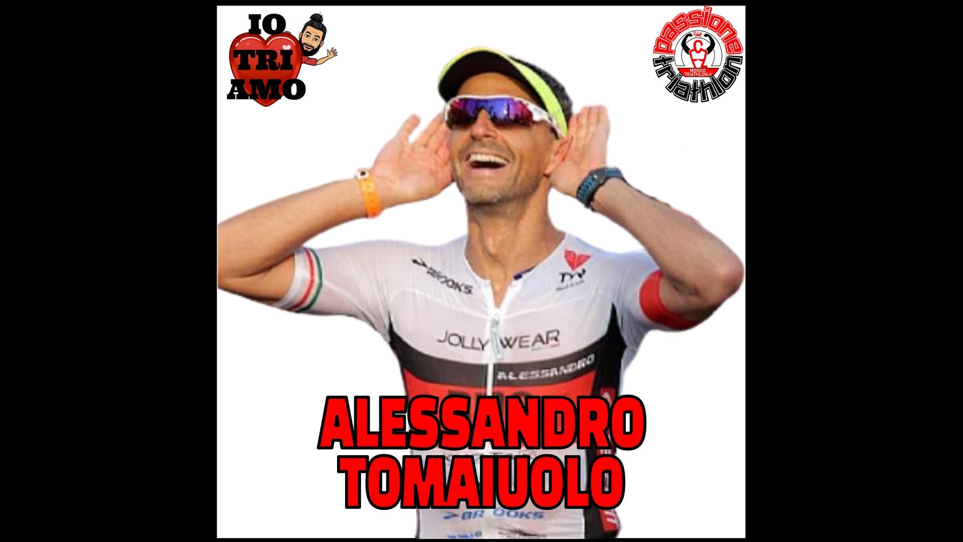 Alessandro Tomaiuolo Passione Triathlon n° 86