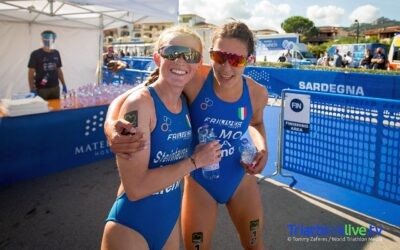 Il video racconto dell'ITU World Cup Triathlon di Arzachena