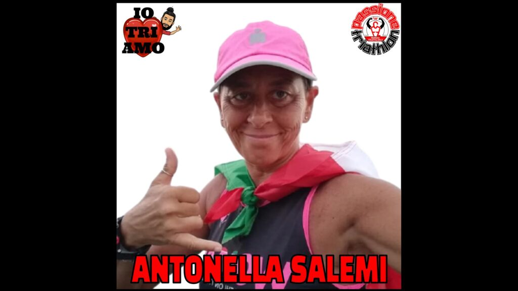 Antonella Salemi Passione Triathlon n° 103