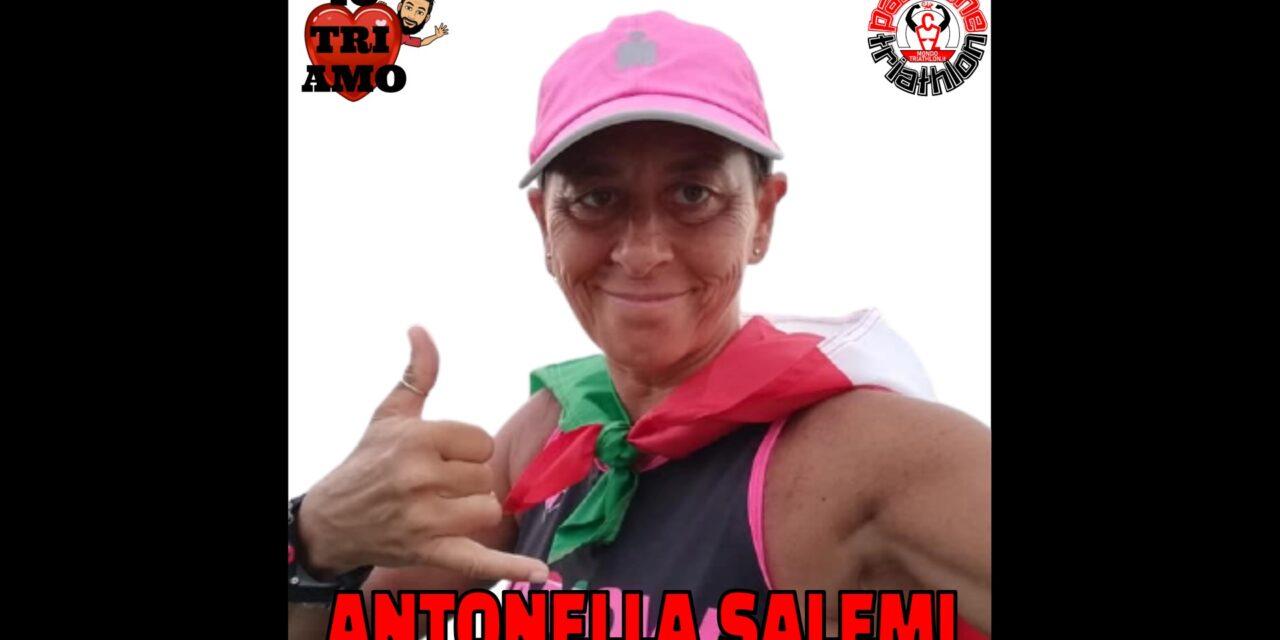 Antonella Salemi – Passione Triathlon n° 103
