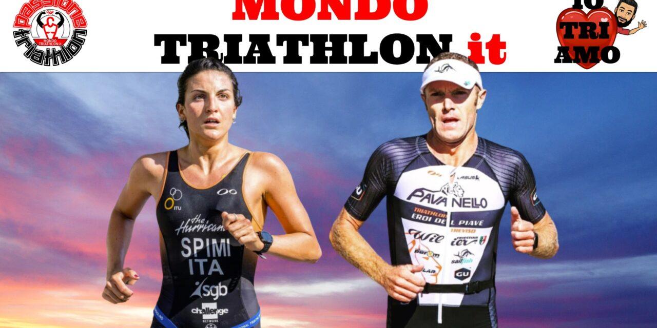 Passione Triathlon Protagonisti 10 e 12 novembre 2020