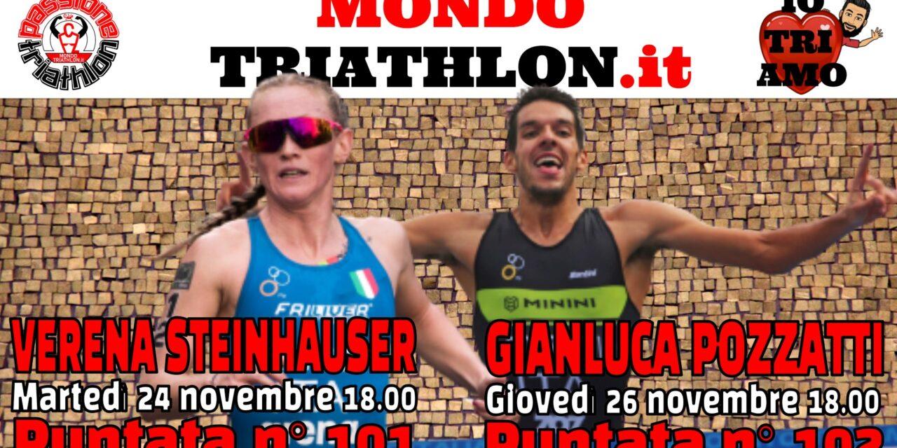 Passione Triathlon Protagonisti 24 e 26 novembre 2020