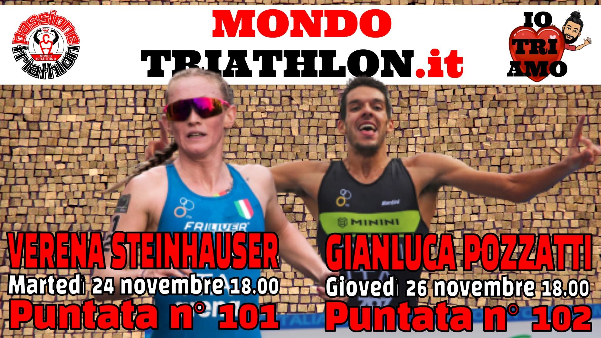 Copertina Passione Triathlon 24 e 26 novembre 2020